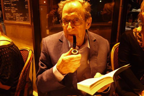 In a Parisian bistro