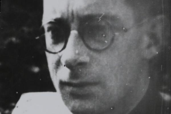 Juri Elperin in jungen Jahren